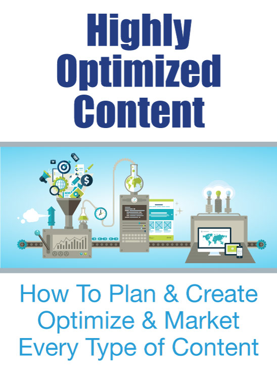 Highly Optimized Content Course