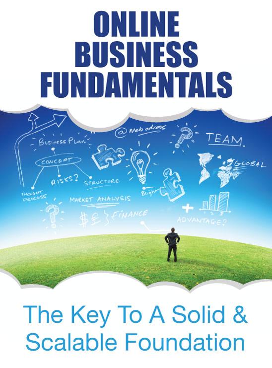 Online Business Fundamentals Course